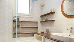 Ranger la salle de bains peut être un vrai casse-tête au quotidien, surtout que cette pièce de la maison fait souvent partie des plus petites... L'espace réduit ou encore les recoins ont tendance à favoriser l'accumulation du désordre. Les produits s'entassent sur le bord du lavabo et prennent la poussière. Pourtant, quelles que soient la surface et la configuration de la salle de bains, il est toujours possible de trouver des idées de rangements malins, dans le commerce ou à réal...