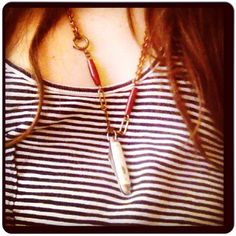 """""""Vintage pocket knife necklace w/ pocketwatch chain re-gram @moreovaltine #limitededition #jewelry #luxrevival"""" Photo taken by @luxrevival on Instagram, pinned via the InstaPin iOS App! http://www.instapinapp.com (12/05/2014)"""
