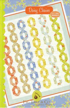 Daisy Chains - quilt pattern