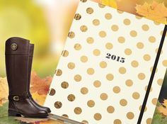 Meet Rachel from @GlowofGrace and #win her picks for #fallfashion like #ToryBurch boots an a #KateSpade planner! Ends 8/12/14 at 12 CST.