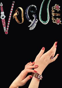Vogue cover by Anton Bruehl. 1960s Fashion, Vintage Fashion, Vintage Vogue Covers, Vogue Photography, Vogue Magazine Covers, Vogue Editorial, Jewelry Editorial, Vintage Advertisements, Vintage Prints