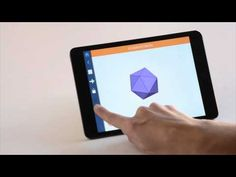 APP - Geometry | Poliedros en 3D para Android - Descargar Gratis