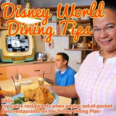 Disney World dining is one of the top categories of questions that I get daily so I've got answers to some of the most frequently asked questions as well as the best restaurants to choose whether you're paying out-of-pocket or using the Disney Dining Plan. I also have a quick tip about...