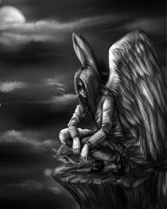 Heavy Metal Angel by HazeVeil