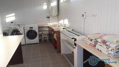 Прачечная, стиральные машины, сушильный барабан