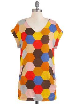 Mosaic Teacher Top  http://www.modcloth.com/shop/blouses/mosaic-teacher-top