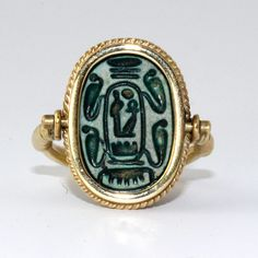 A fine Egyptian Scarab for Seti I, 19th Dynasty, ca. 1294 BC to 1279 | Sands of Time Ancient Art