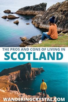 Moving to Scotland, Pros of Scotland, Cons of Scotland, Pros and cons of living in Scotland, pros and cons of moving to Scotland, moving to Scotland from US, moving to Scotland from Canada, wanderingcrystal, living in Scotland, living in Scotland Scottish Highlands, pros and cons of living in Edinburgh, Expat in Scotland, reasons to move to Edinburgh, reasons to move to Scotland, ups and downs of living in Scotland, living in Scotland life #Expat #Scotland #Schottland #Ecosse #Escocia… Working Holiday Visa, Working Holidays, Edinburgh Travel, Edinburgh Scotland, Moving To Scotland, Scotland Travel, Temporary Jobs, Scottish People, Scotland Holidays