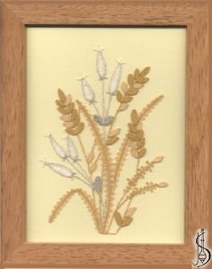 Blossom No. 10111 Cinnamon frame with glass, dimensions 15 x 20 cm, frame… Blue Green, Yellow, Lace Making, Bobbin Lace, White Lace, Macrame, Stitch, Glass, Youtube