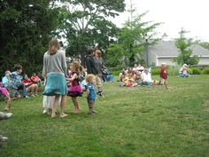 Groovy Afternoon in Falmouth for the TD Bank Summer Concert Series, July 12th, 2013.