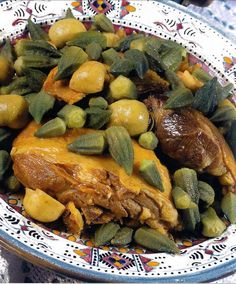 المطبخ العالمي: طاجين الملوخية على الطريقة المغربي