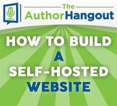 Ep 085: Build a Killer Self-Hosted Author Website   Book Marketing Tools Blog