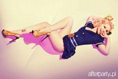 Alicja Janosz jako pin-up girl w sesji dla WOW MAGAZINE - AfterParty.pl | | Strona 5