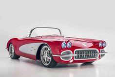 Cultivating the Perfect 1960 Corvette Restomod Lamborghini, Ferrari, Jaguar, Peugeot, Benz, Porsche, Best New Cars, Tube Chassis, Cars