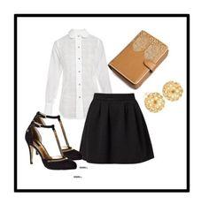 #white #shirt