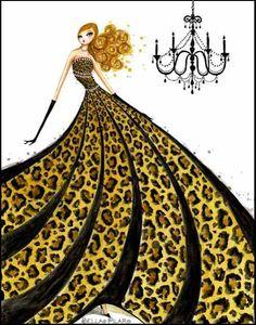 Leopard Couture