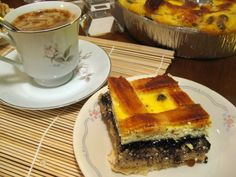 Štedrák, Slovak Christmas Eve cake. I will be trying this one at Christmas - I remember my Grandma making it!