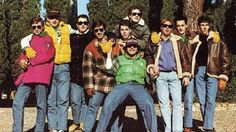 Paninari, Italia anni '80