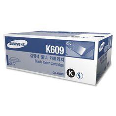 Samsung Toner Cartridge #CLT-K609S