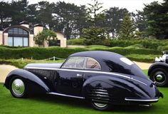 1938 Alfa Romeo 8C 2900 B Touring Berlinetta