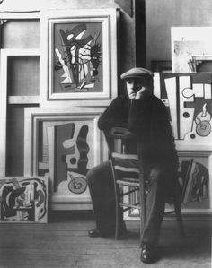 Joseph Fernand Henri Léger (February 4, 1881 – August 17, 1955)