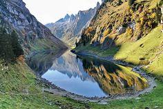 dolamites lago falensee