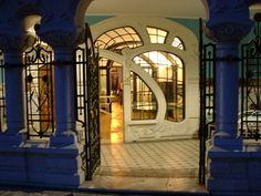 Tea house, Art nouveau - Portugal (Aveiro)