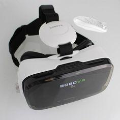 Mini Mobile 3D Video Helmet Virtual Reality Glasses VR Headset