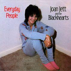 Joan Jett - Everyday People - NL - 1983