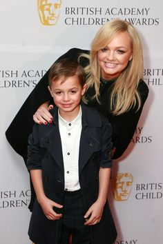 "Pin for Later: We Probably Can't Call Emma Bunton ""Baby Spice"" Any More! A Proud Mum to Beau in 2014"