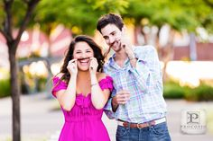 A DC Lady's Engagement Session | Engagement Photography | Fun Photo ideas | Photo's by Procopio Photography
