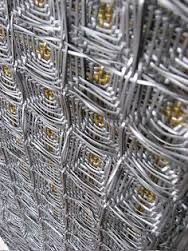 Image result for metal textiles