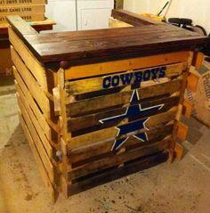 #Dallas Cowboy #bar