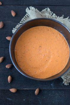 ... romesco sauce tofuparty spanish romesco sauce recipe yummly spanish