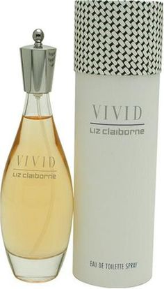 Vivid By Liz Claiborne For Women. Eau De Toilette Spray 3.4 Ounces $32.95 #LizClaiborne