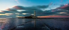 St Mary's lighthouse - Whitley Bay