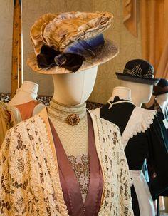 'Downton Abbey' Costumes Come to Asheville's Biltmore Estate