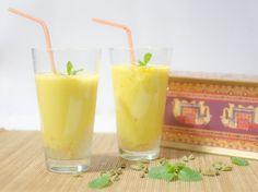 Lassi de mango para #Mycook http://www.mycook.es/receta/lassi-de-mango/