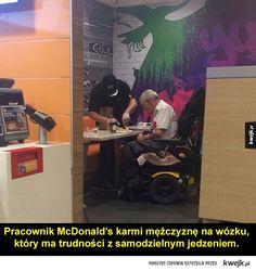 Są jeszcze dobrzy ludzie na świecie