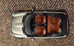 """MINI Cooper S Cabrio """"Sidewalk"""" by Auto Clasico, via Flickr"""