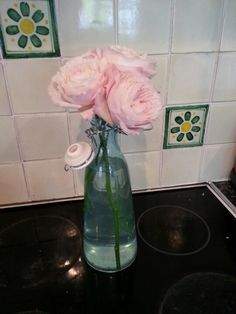 Davin Austin Roses from The Garden, Headington