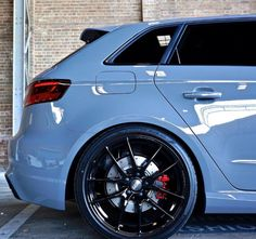Audi RS3 Nardo Grey