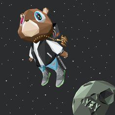 Graduation Era Kanye West
