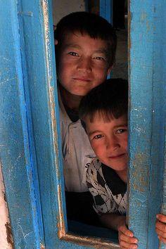 Looking Out - Tajikistan