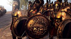 "Steam Atölyesi :: Lord Buio ""SPARTA ANTHOLOGY RESKIN"" 1.0 for the Main Campaign and WOS Campaign"
