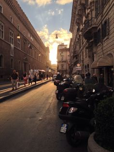 Sunset in Rome Italy Cinque Terre, Rome Italy, Tuscany, Most Beautiful, Street View, Vacation, Sunset, World, Places