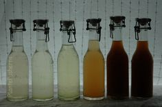 Hyldeblomstsaft - raw, 'sukkerfri' eller klassisk