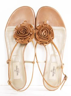 VALENTINO FLATS @Michelle Coleman-Hers