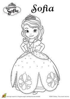 sofia the first disney coloring pages free online printable coloring pages, sheets for kids. Get the latest free sofia the first disney coloring pages images, favorite coloring pages to print online by ONLY COLORING PAGES. Cartoon Coloring Pages, Coloring Pages To Print, Free Printable Coloring Pages, Coloring Book Pages, Coloring Pages For Kids, Kids Coloring, Frozen Coloring Sheets, Disney Princess Coloring Pages, Disney Princess Colors