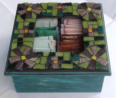 CÆRMINE   Mosaico Veneciano - http://mosaicoveneciano.com/caja-de-te/